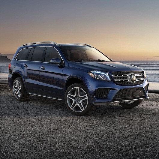 Mercedes'in en lüks SUV'u GLS koltuklarında 'yamuk dikiş' hatası