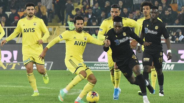 Yeni Malatyaspor-Fenerbahçe: 0-0
