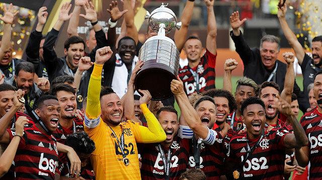 Libertadores'te şampiyon Flamengo