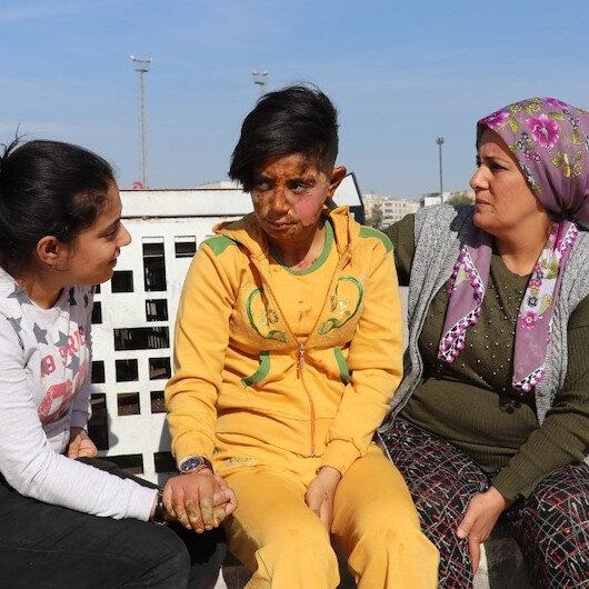 Kendisini ihbar eden genç kızı yaktı: Genç kıza dehşeti yaşatan cani yakalandı