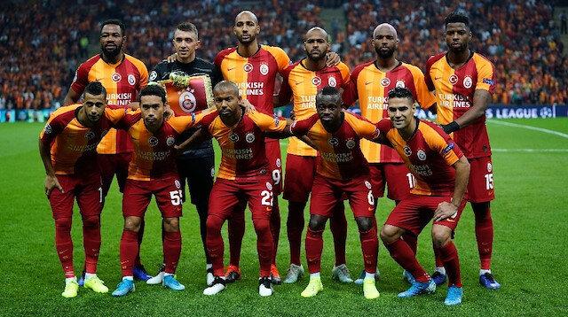 Galatasaray'da Club Brugge maçında 5 eksik