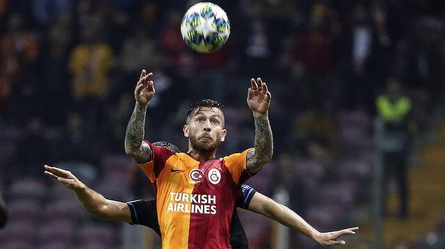 Galatasaray-Club Brugge: 1-1