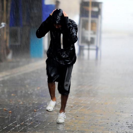 Meteorolojiden 6 ile yağmur ve kar yağışı uyarısı yapıldı