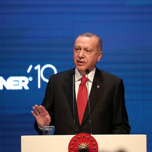 Cumhurbaşkanı Erdoğan: Bor karbürü üretimine başlıyoruz
