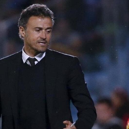 إنريكي مدرب إسبانيا يتهم مورينو بعدم الوفاء