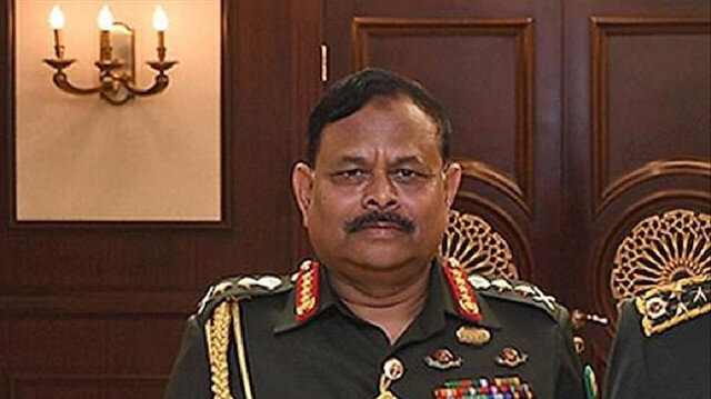 File photo: Gen. Aziz Ahmed