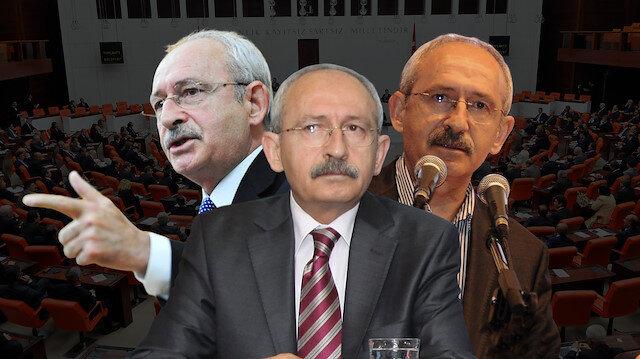 Kılıçdaroğlunun asılsız iddia geçmişi