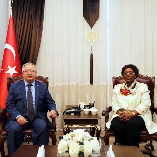 سفيرة تنزانيا لدى أنقرة: سنرفع حجم التبادل التجاري لـ500 مليون دولار