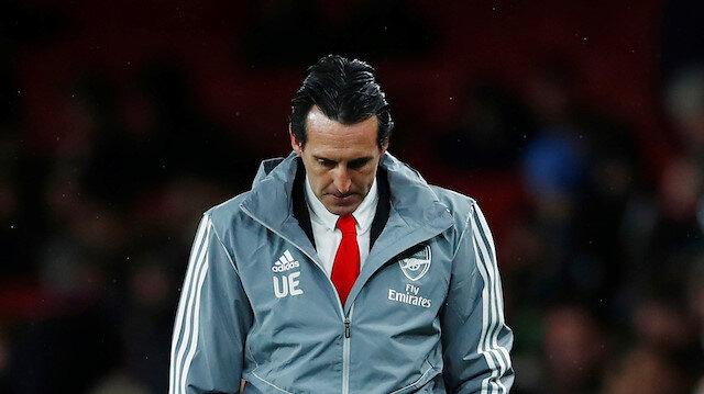 İspanyol teknik adam, Arsenal ile 78 maçta 1,85'lik puan ortalaması yakalarken, son 7 maçta galibiyet alamamıştı.
