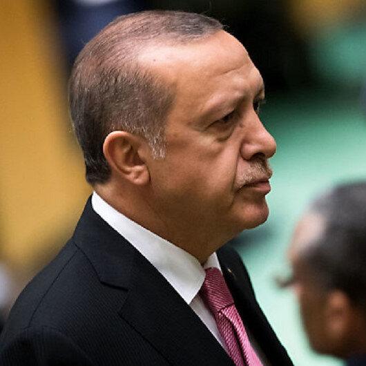 أردوغان: نتطلع أن تكون الجامعات التركية مصدرًا للفخر