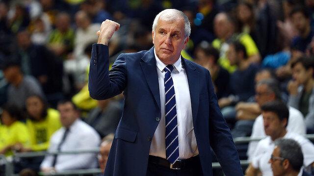 Zeljko Obradovic'ten 'yeni sözleşme' açıklaması
