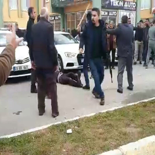 VANda silahlı kavga: 7 yaralı