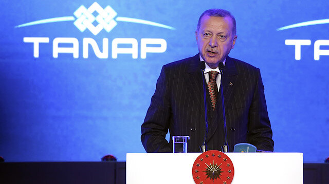 Tarihi gün: TANAP Avrupa ile buluşuyor