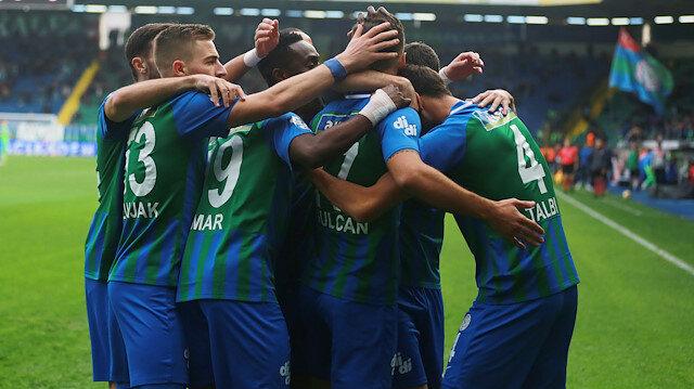Çaykur Rizespor - Konyaspor: 3-1