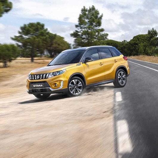 Yeni Suzuki Vitara Türkiye'de satışa çıktı