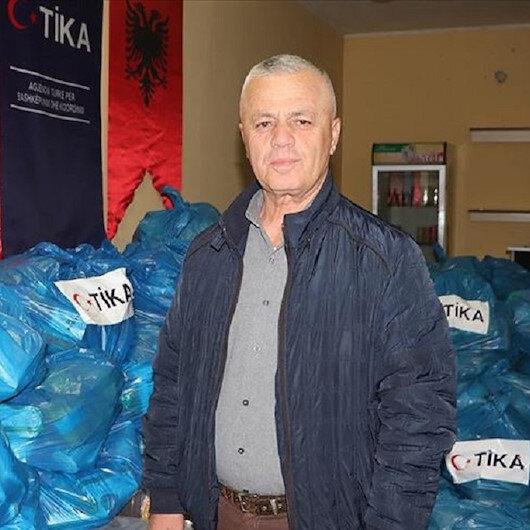 """""""تيكا"""" التركية تواصل تضميد جراح ضحايا زلزال ألبانيا"""