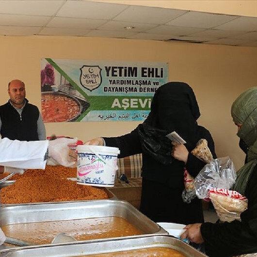 جمعية تركية تلبي احتياجات أيتام داخل سوريا وخارجها