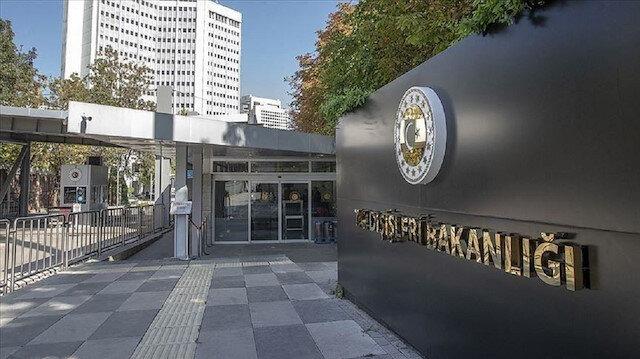 تركيا تعزي بريطانيا في ضحايا حادثة الطعن الإرهابية