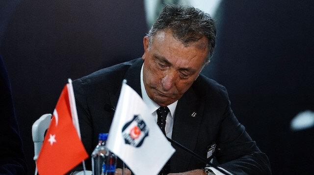 Ahmet Nur Çebi ilk kez başkan sıfatıyla Divan Kurulu Toplantısı'nda yer aldı.