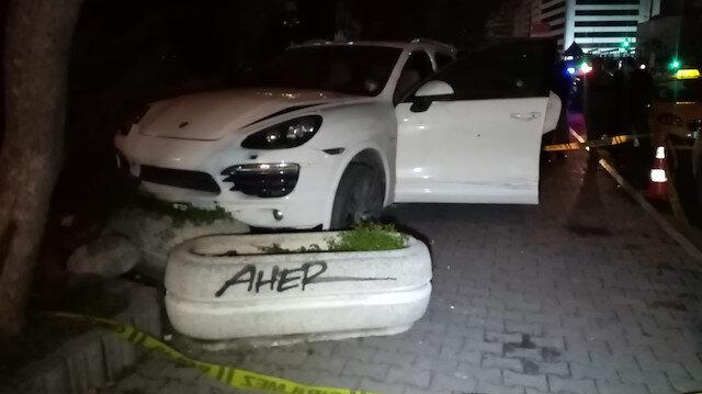 İstanbul Şişli'de iki araca yönelik silahlı saldırıda bir kişi yaralandı