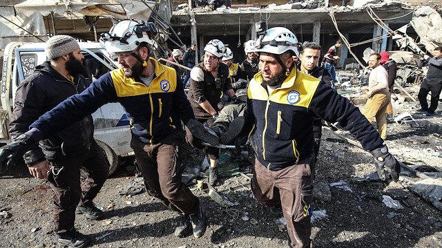 Russian airstrikes kill 11 civilians in Syria's Idlib