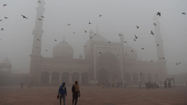 Yeni Delhide temiz hava artık parayla satılıyor