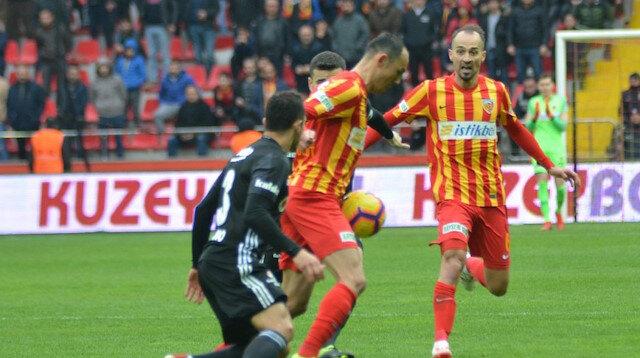Beşiktaş Kayserispor maçı bu akşam oynanacak.