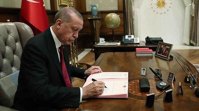 İletişim Başkanlığından Erdoğan'ın veto kararına ilişkin açıklama: İnsan sağlığı ve çevrenin korunması devletin başta gelen Anayasal ödevidir