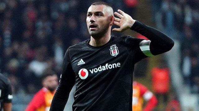Burak Yılmaz 2 gol attığı maçta 1 de asist yaptı ve yıldızlaştı.