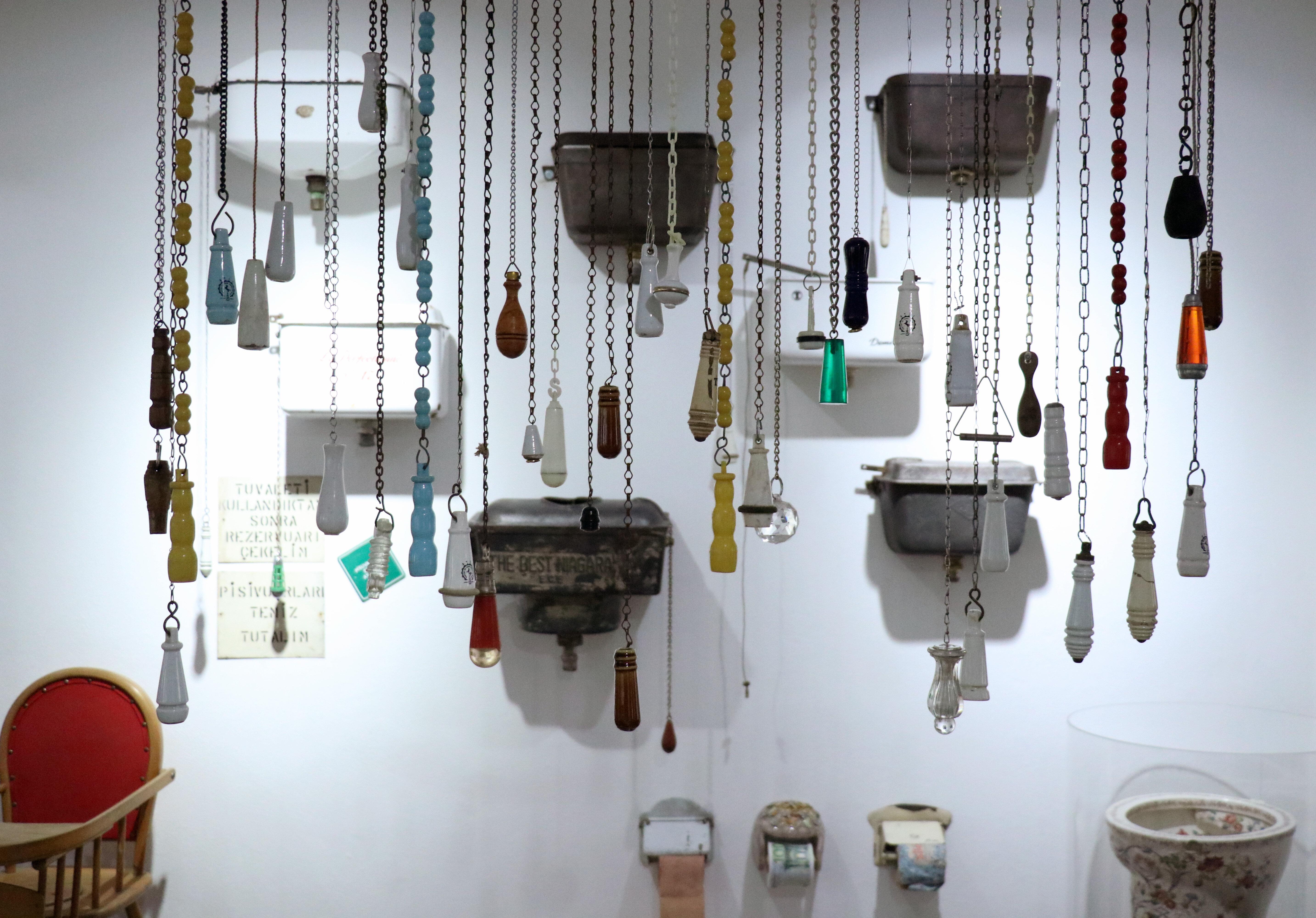 منذ العصر الروماني.. تاريخ المراحيض في معرض بإسطنبولn