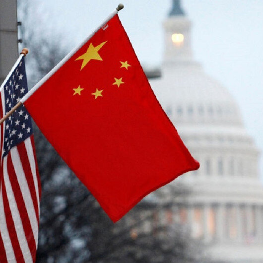 عقوبات صينية على منظمات أمريكية