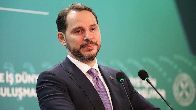 Hazine ve Maliye Bakanı Albayrak: Türkiye'nin büyüme ivmesi artmaya devam ediyor