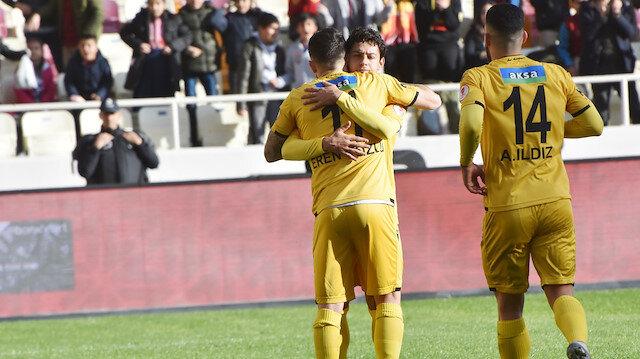 Yeni Malatyaspor-Keçiörengücü: 3-1