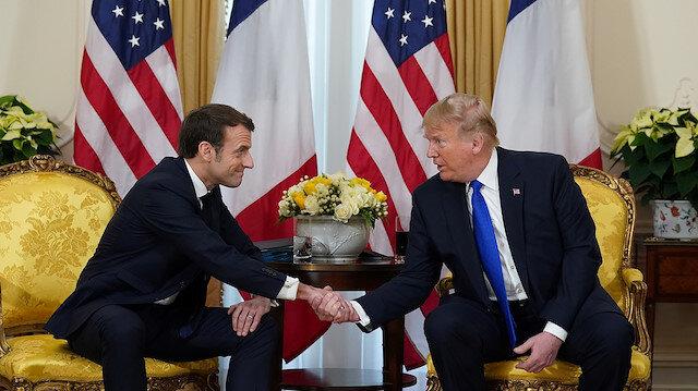 Fransa Cumhurbaşkanı Macron: Sözlerimin arkasındayım