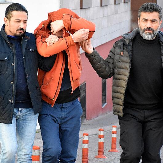 Kayseri'de çaldığı forklifti hurdacıya satan şüpheli çıkarıldığı mahkemece tutuklandı
