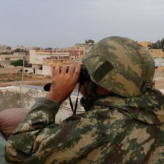 الدفاع التركية تعلن استشهاد جنديين شمالي سوريا والعراق