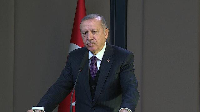 Cumhurbaşkanı Erdoğan'dan Adil Öksüz açıklaması: Karga tulumba alır getirilir mi, o ayrı bir konu