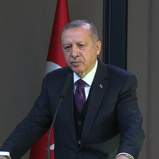 Cumhurbaşkanı Erdoğandan Adil Öksüz açıklaması: Karga tulumba alır getirilir mi, o ayrı bir konu