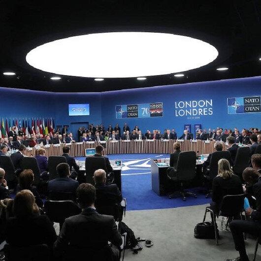 انطلاق قمة زعماء الناتو في لندن بمشاركة أردوغان