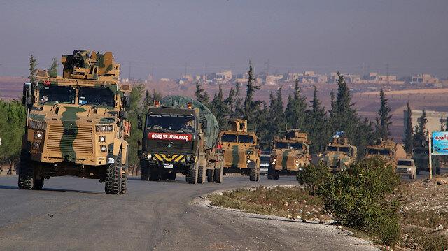 تركيا ترسل تعزيزات كبيرة إلى نقاط المراقبة في