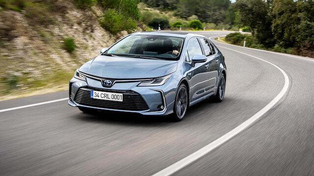 Türkiye'de üretilen Toyota Corolla, Avrupa'da 'yılın otomobili' adayı