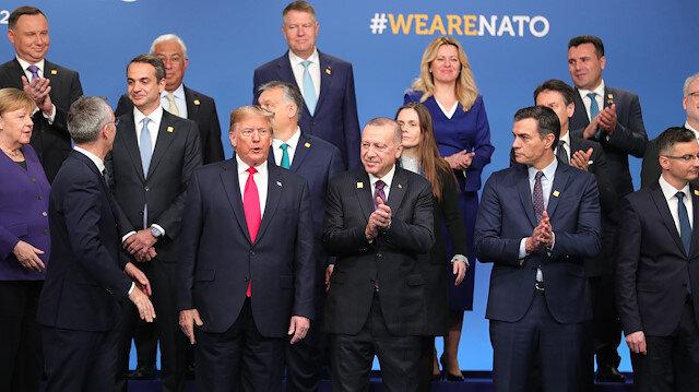 ABD Başkanı Donald Trump: NATO üyesi Türkiye oldukça iyi bir iş çıkarıyor