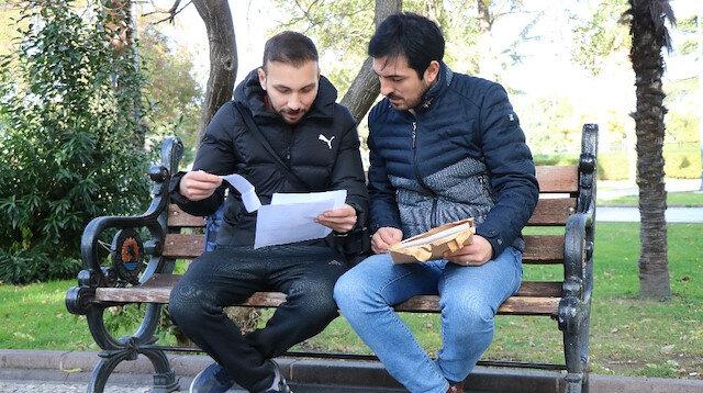 Araba dolandırıcılarının taktiği pes dedirtti: Birini Ankara'ya diğerini Manisa'ya attılar