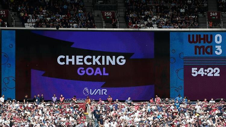 Onay alındığı taktirde stadyumdaki ekranlardan, kararın neden alındığı açıklanacak.