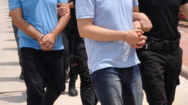 Gözaltı kararı verilen DEAŞ üyesi 12 yabancı uyrukludan 7'si Ankara'da gözaltına alındı