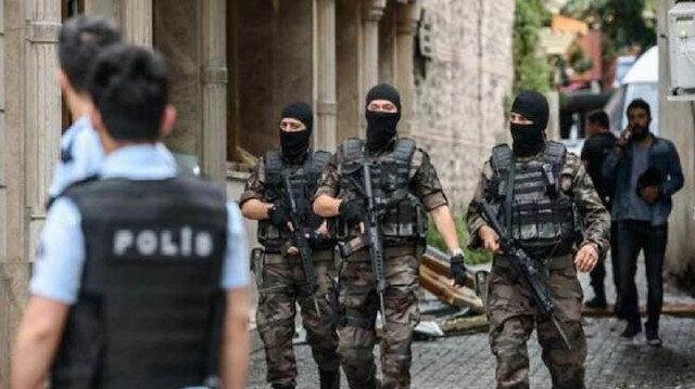 الأمن التركي يوقف 7 أجانب من تنظيم