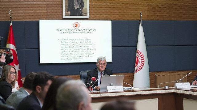 لجنة برلمانية توافق على مشروع مذكرة تفاهم مع ليبيا