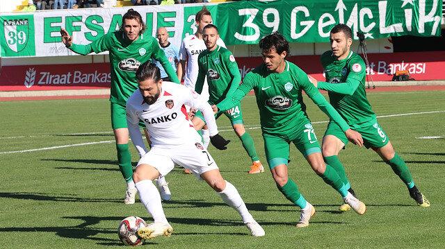 Kırklarelispor-Gaziantep FK: 2-1