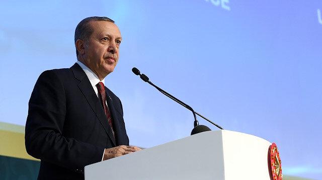 Erdoğan, İngiltere'de gazetecilerle söyleşi yaptı: İkinci dörtlü zirve İstanbul'da