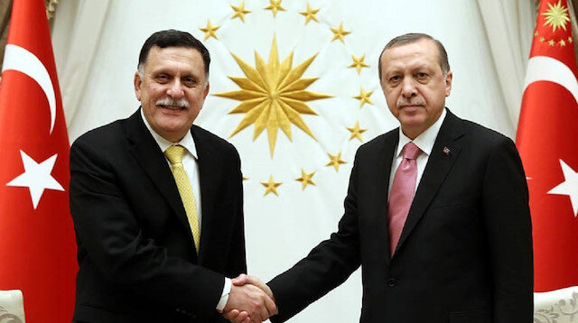 أردوغان: الاتفاق مع ليبيا سيحقق هدفه طالما صمدت الحكومة الشرعية